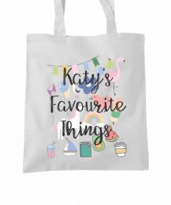 Favourite Things Tote Bag
